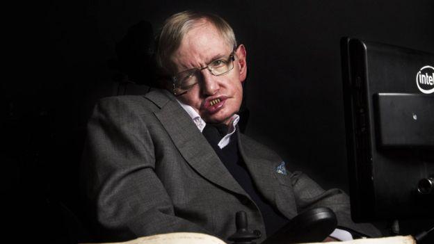 Stephen Hawking's, Ilmuwan Penderita ALS