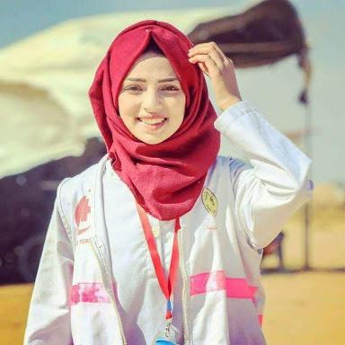 Dunia Diam Saat Perawat Gugur di Gaza