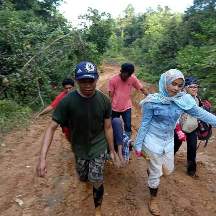 Kisah Nakes di Pedalaman Papua ini Menjadi Viral