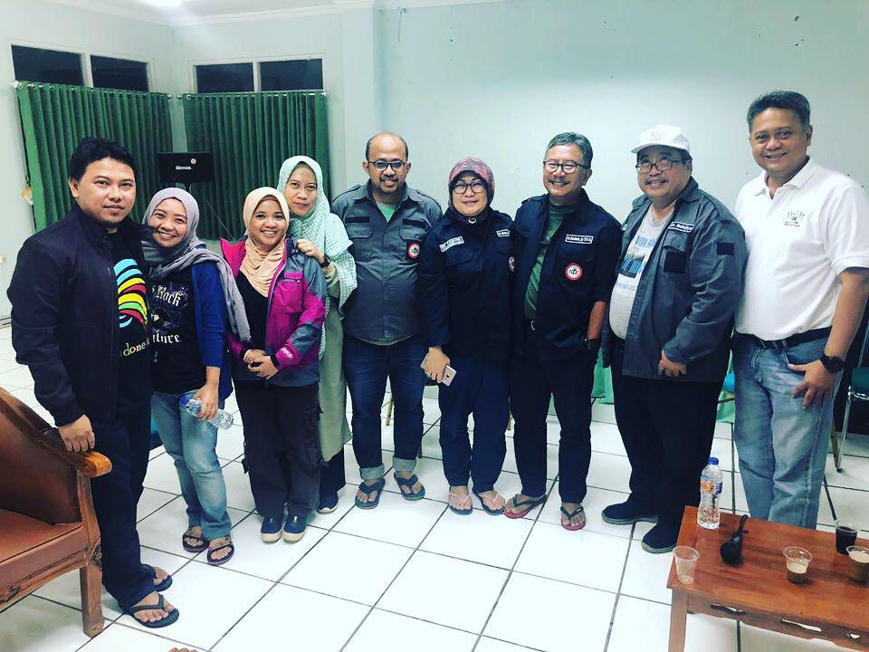 Kontribusi MHKI dalam Bencana Tsunami Banten