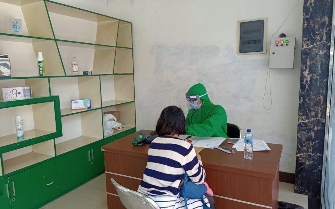 Aveecena Gandeng HMI Lakukan Program Rapid Test Gratis untuk Tenaga Medis dan Relawan